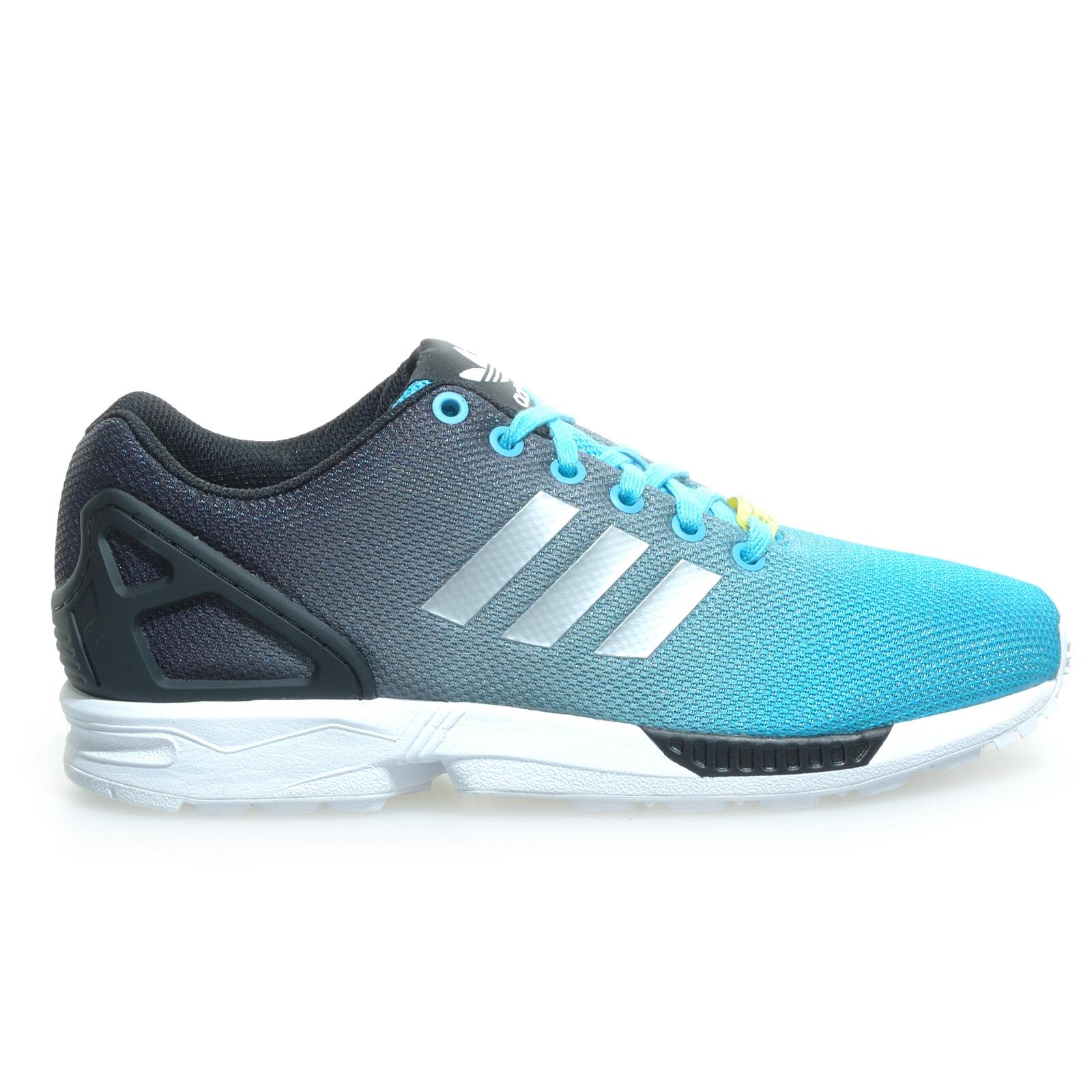 adidas zx flux herren blau